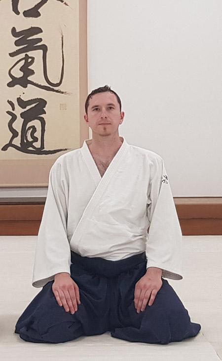 Ivan Neziri master sensei